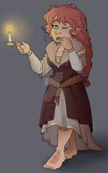 The Hobbit - Leanna's Erebor outfit