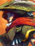 Card Art - Robin