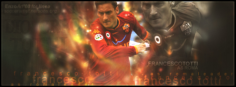 Francesco Totti by EnzoART