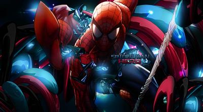 Una de Spiderman Hero_by_rogjd-d5yexzn