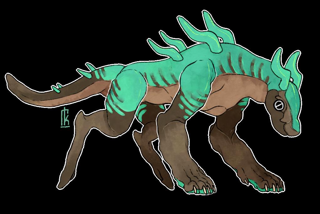 Beast 101018 by gaikuu
