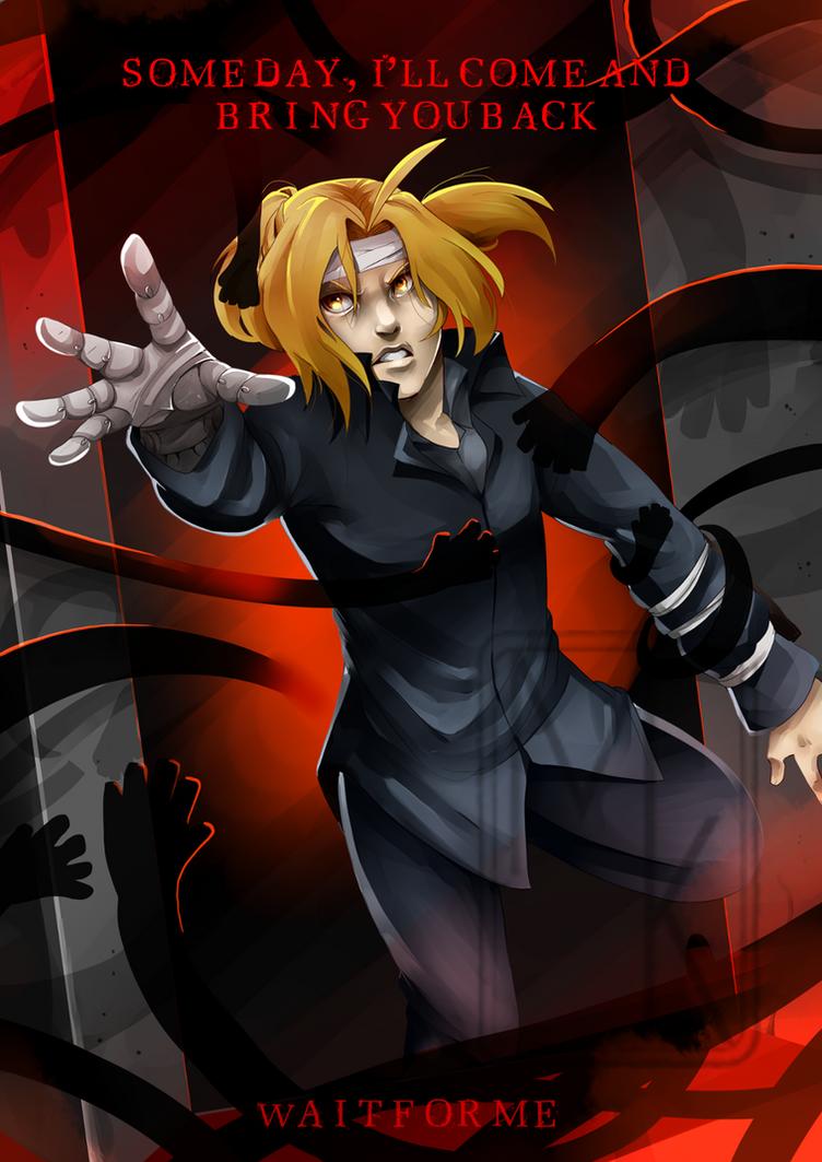 Fullmetal Alchemist - I'll bring you back by Mekuvi