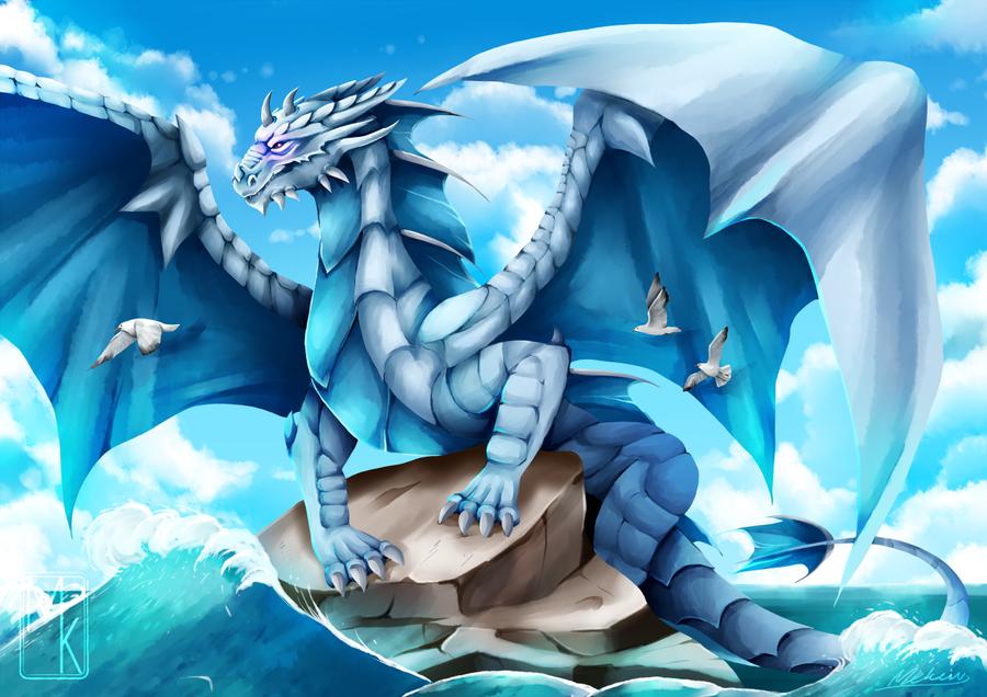 Sea Dragon by Mekuvi