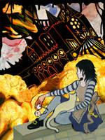The Destruction of Wonderland by MonicaMcClain