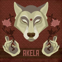 Akela by MonicaMcClain