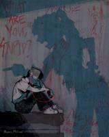 NGE: Shinji and Asuka