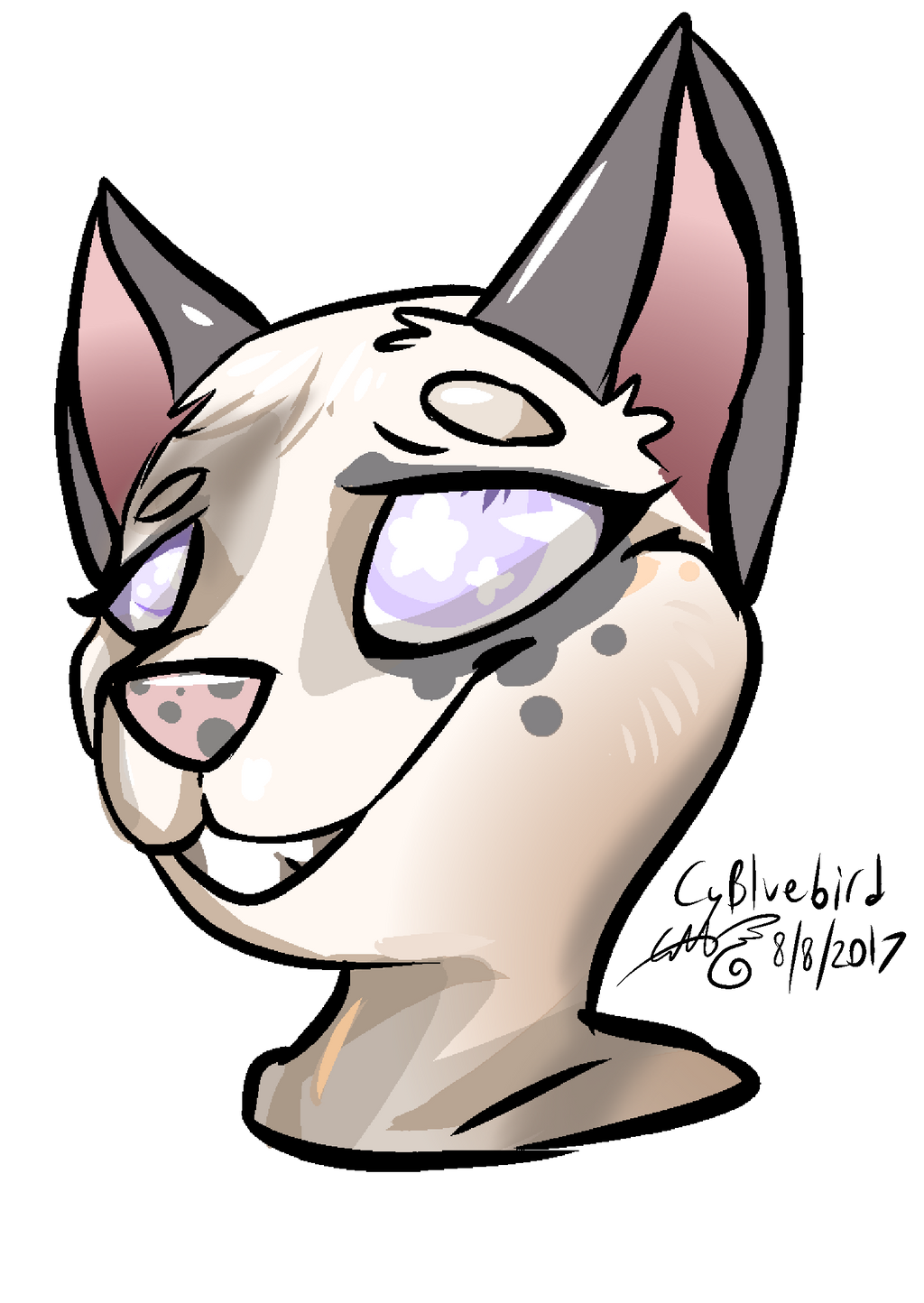 headshot_commission_8_by_cybluebird-dbjc