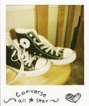 polaroid converse by KatieHeartsYou16