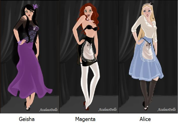 Sexy dress up games