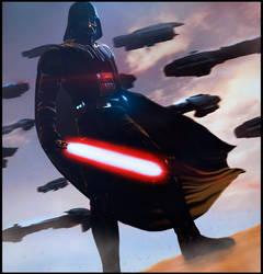 Darth Vader by SonnySimone