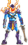 Skeletor - reimagined