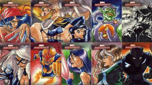 Marvel Masterpieces III AP by eisu