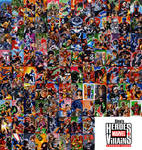 Marvel - Heroes and Villains