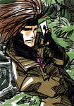 Daily sketch: Gambit