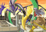 YGX 7 Preview: Zinda the Dragonslayer