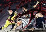 Daily Sketch: Manji vs Wolverine