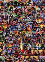 Marvel's Greatest Heroes - Full set by eisu