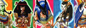 Classic Mythology - Egypt Mythology