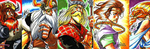 Classic Mythology - Norse Mythology
