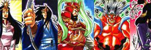 Classic Mythology - Japanese Mythology by eisu