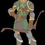 Dragon Age - Animated Series Look III by eisu
