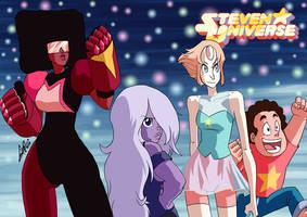 Steven Universe by eisu