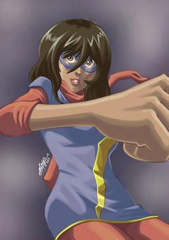 All-New Ms.Marvel, Kamala Khan