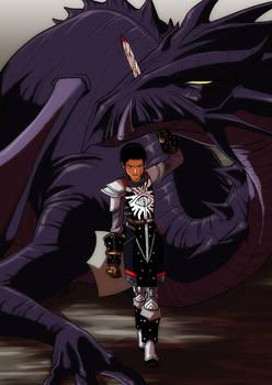 Dragon Slayer Cassandra