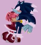Amy And Werehog