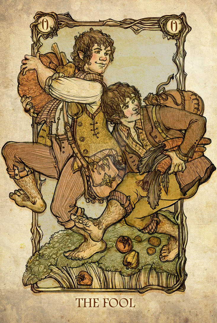 Tarot: The Fool by Sceith-A