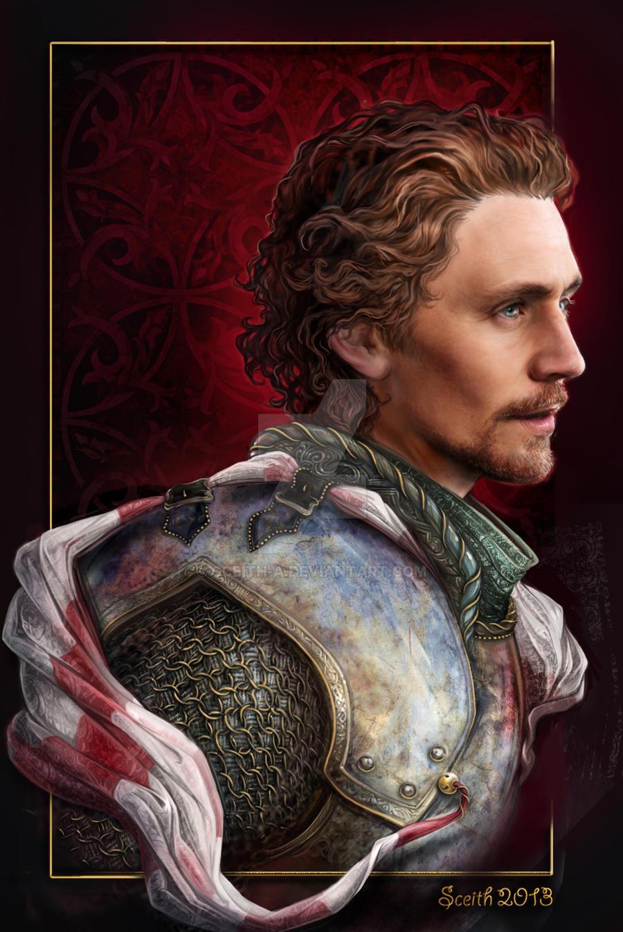 Prince hal transformation to king henry v
