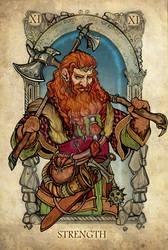 Tarot: Strength
