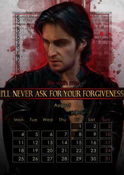 Geek Calendar 2014: August