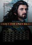 Geek Calendar 2014: December by Sceith-A