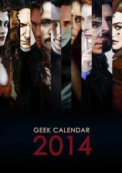 Geek Calendar 2014: Title Page