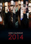 Geek Calendar 2014: Title Page by Sceith-A