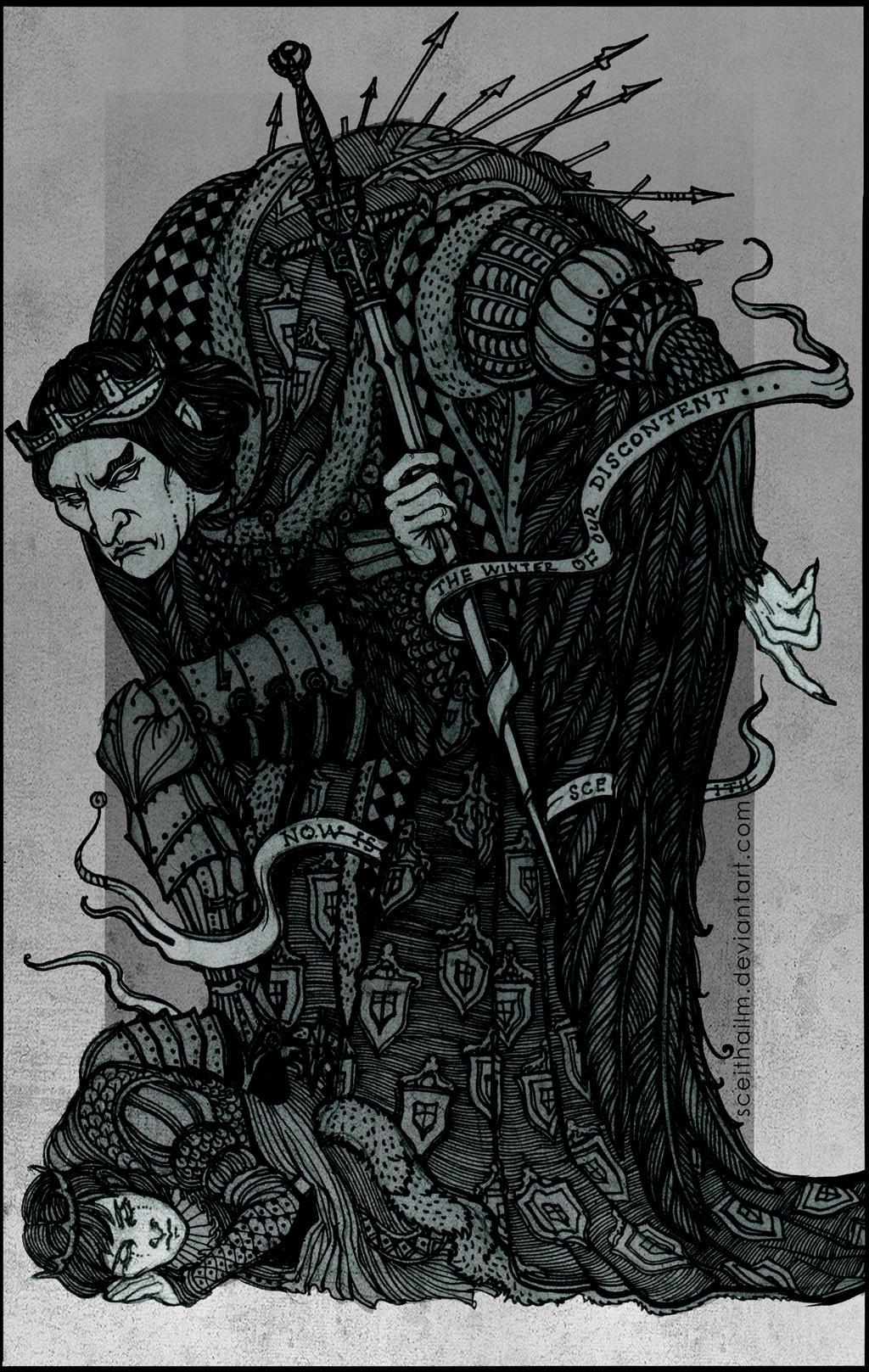 King Richard III by Sceith-A