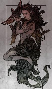 The Raven-God's Friend