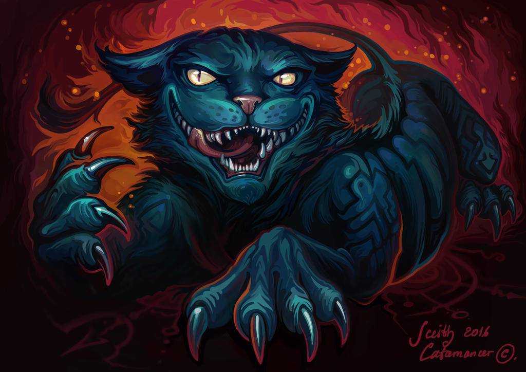 Demonclaw by SceithAilm