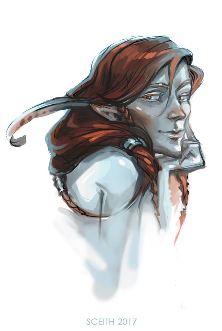 Loki by Sceith-A