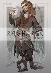 Character card#1: LOKI by Sceith-A