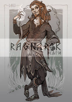 Character card#1: LOKI