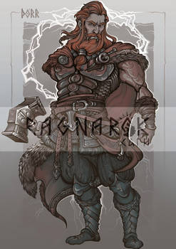 Character card#6: THOR