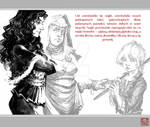 Wiedzmin illustrations 10