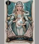 Tarot:The High Priestess