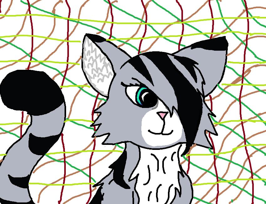 Warrior cat silverleaf by datnerd101 on deviantart for Silverleaf owner login