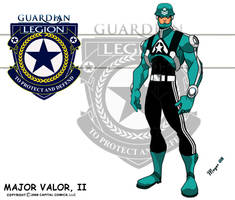 Major Valor, II by skywarp-2