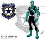 Major Valor, II