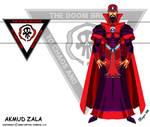 Akmud Zala, Master Sorceror