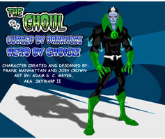The Ghoul, Character Card